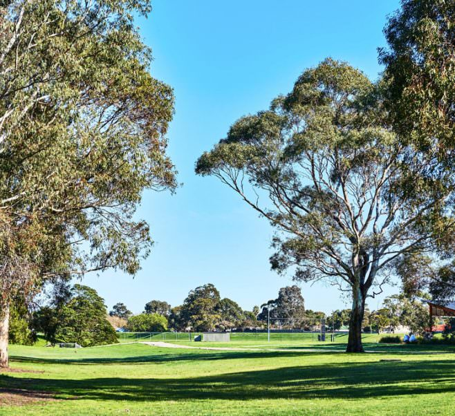 A Carrum Downs park near Japara Sandhurst