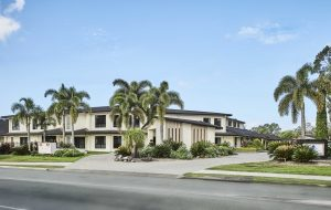 Street view of Japara Noosa aged care home