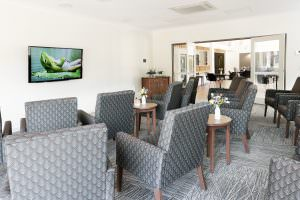 Living room at Japara Kirralee aged care home