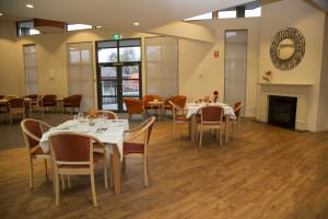 Dining room at Japara Mirridong aged care home