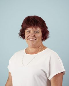 Photo of Maria Pacetta, facility manager at Japara Bayview Gardens aged care home