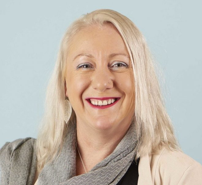 Headshot of Penny Moran, Home Manager at Japara Capel Sands Aged Care Home