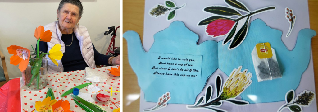 How art therapy helps the elderly - motor skills